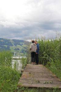 Ausflug ins Kloster Wurmsbach
