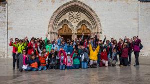 Pfarreireise Assisi 2017