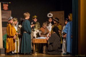 Heiligabend Familiengottesdienst mit Krippenspiel